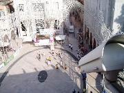 Matera - 4 luglio 2008 - foto scattata 6 giorni dopo l'installazione della webcam nella sua attuale posizione