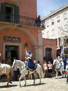 Matera - Via del Corso - 2 luglio 2008
