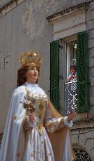 Matera Piazza S. Francesco - 02/07/2009