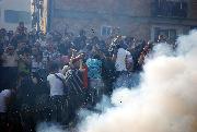 Processione dei Pastori Piazza Giovanni XXIII (Emanuele Taratufolo)