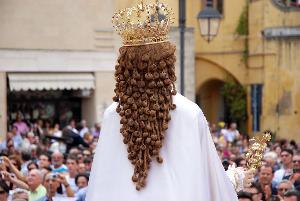 Uscita dalla Chiesa di S. Francesco d'Assisi verso Piccianello. Emanuele Taratufolo