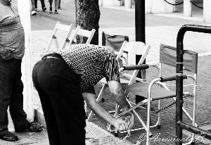 Armaiuoli Brunella, Via XX Settembre, 2 Luglio 2011 ore 06.00