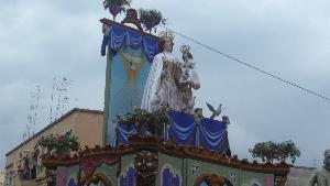 """La """"Regina"""" della Festa. Tutto nasce in suo onore."""