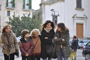 Niccolò Calvagna, Cinzia Th Torrini, Anna Valle e Irene Ferri