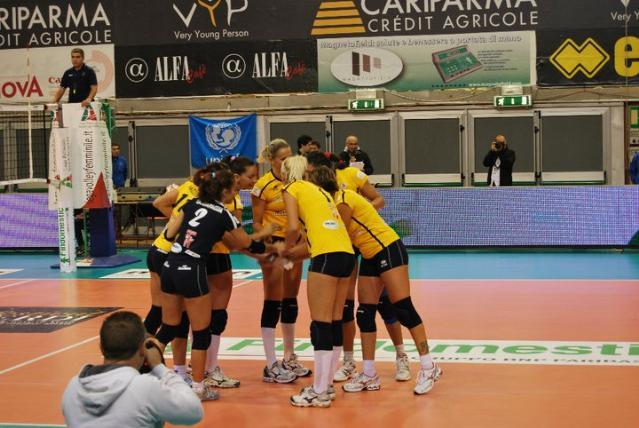 La Mastergroup a Parma - 17/10/2010
