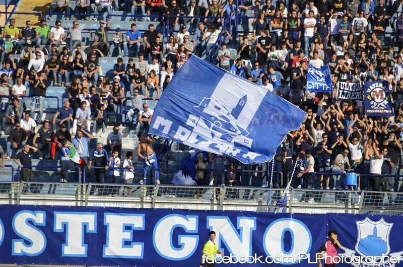 Matera Calcio vs Gladiator - 21 ottobre 2012