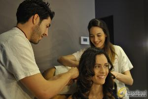 Miss Mondo Italia 2014, Silvia Cataldi a Matera - 26 luglio 2014 (foto SassiLand)