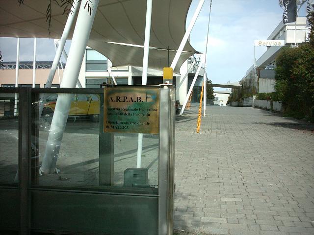 Arpab di Matera (foto martemix)