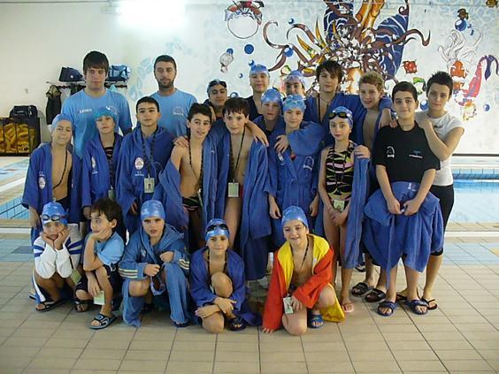 I ragazzi della light in finale nazionale a Civitavecchia