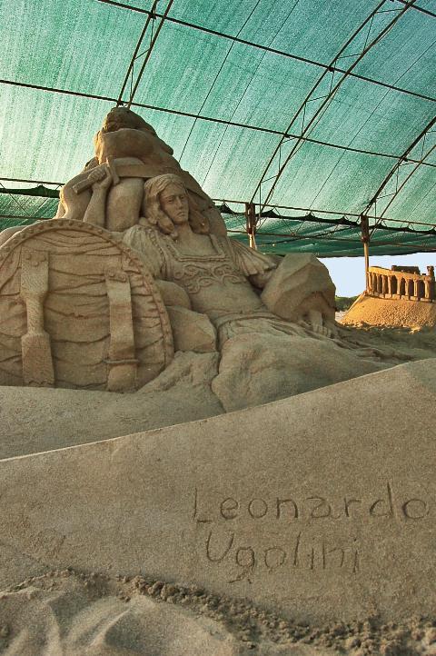 A Marconia, il 3 e il 4 agosto, l´Anteprima della  2° edizione di Meraviglie di Sabbia