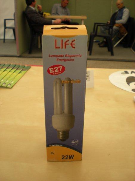 Il WWF Matera organizza la distribuzione di lampadine a risparmio energetico