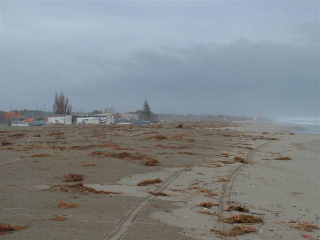 Si interviene sulla costa metapontina (foto martemix)