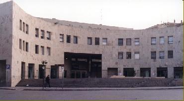 Piazza Mulino - Matera