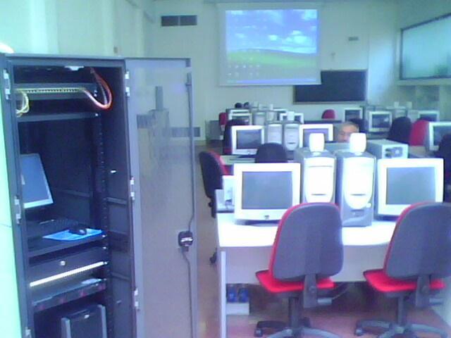 L´ ITIS -G.B. Pentasuglia- di Matera investe sull´alta formazione in informatica con il Programma Cisco Systems