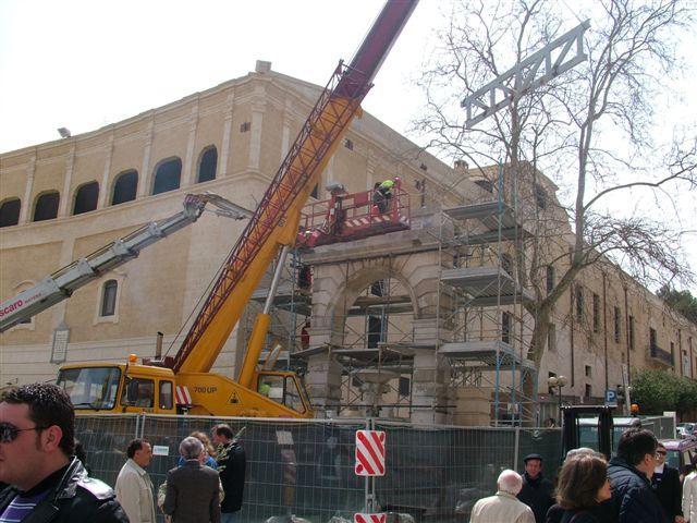 Rimandata la visita di fini a Matera per il terremoto in abruzzo