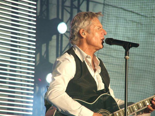 Claudio Baglioni a Matera
