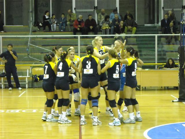 La Time Volley presenta lo sponsor