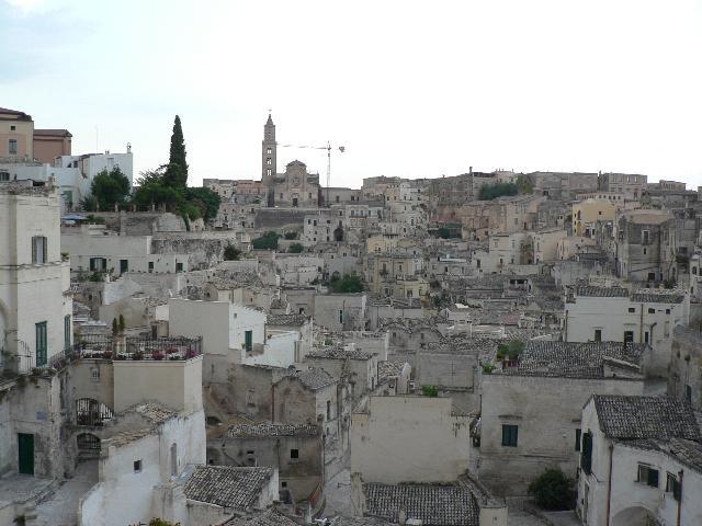 Candidatura  di Matera a capitale europea della cultura 2019