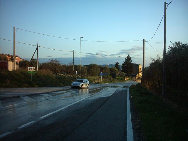 Via Montescaglioso