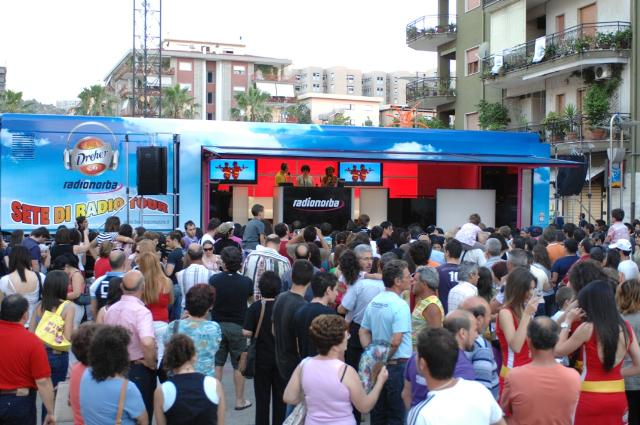 SETE DI RADIO TOUR ARRIVA IN BASILICATA