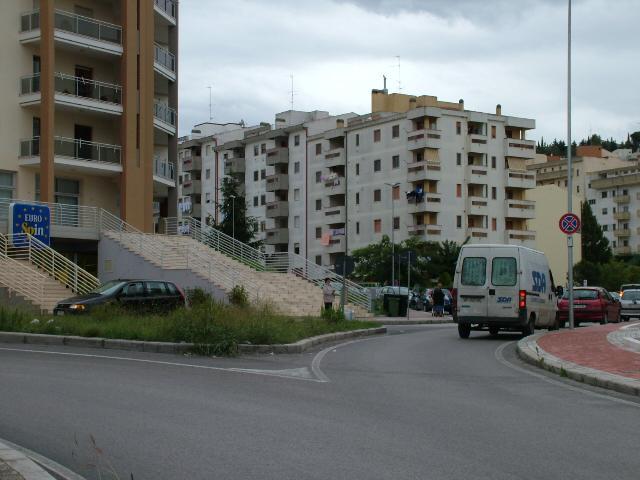 Viale Italia, traffico in tilt (foto martemix)