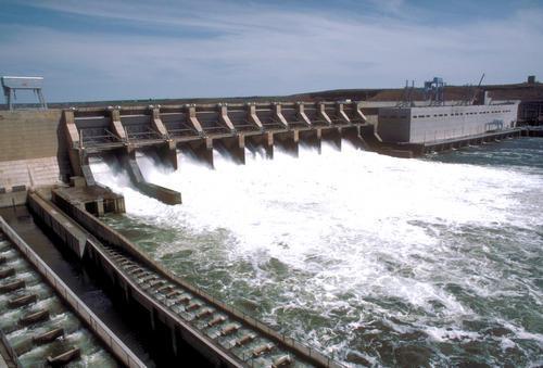 Diga - energia idroelettrica
