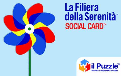 """LA """"SOCIAL CARD"""" INVENZIONE DI UNA COOPERATIVA MATERANA"""