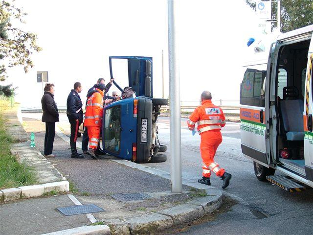 INCIDENTE IN VIA LEVI