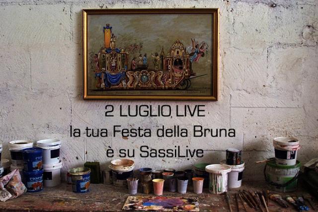 2 LUGLIO LIVE SU SASSILIVE TV