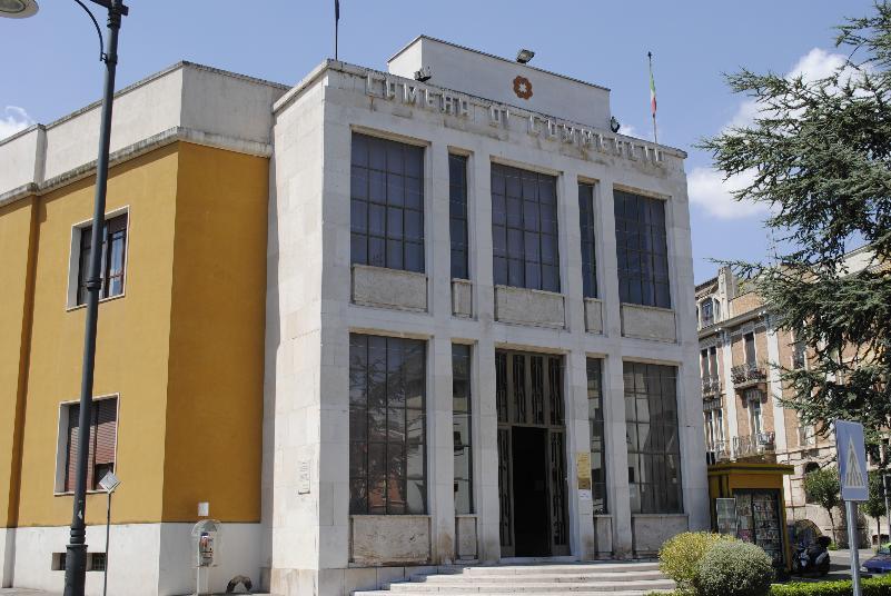 Camera di Commercio di Matera (foto SassiLand)