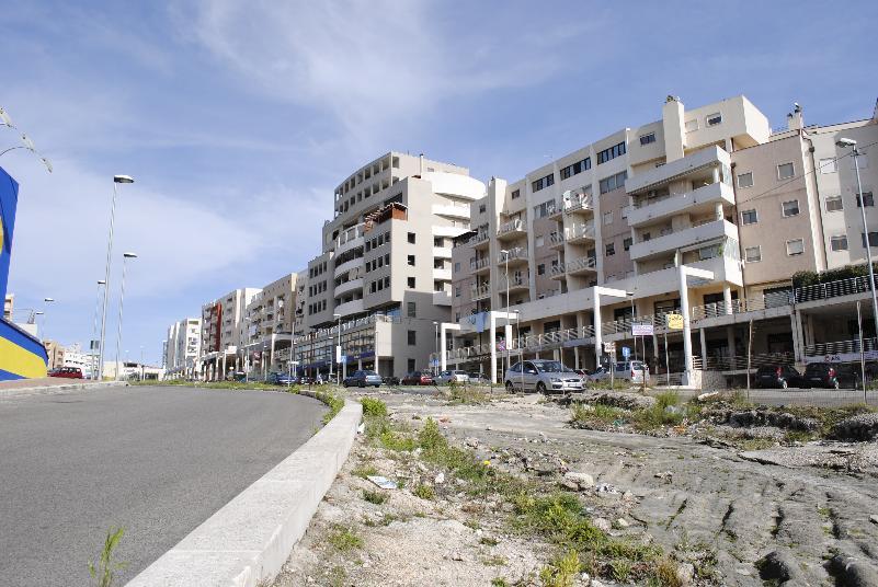 via La martella - zona 33 - Matera (foto SassiLand)