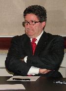 Angelo Tortorelli della camera di Commercio di Matera