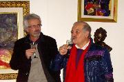 Aperitivo con Matteo Fiorentino alla Galleria 25 di Venosa
