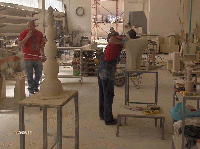 Arte. Giovani artisti italiani e stranieri a Matera a scuola di tufo