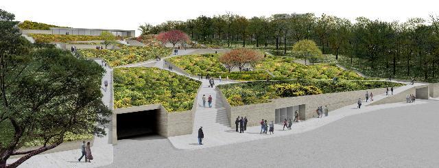Presentato alla Run il nuovo progetto di Parco Urbano