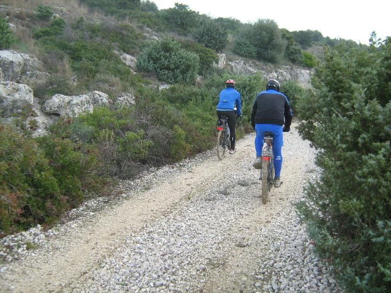 In bici alla scoperta della vecchia ferrovia