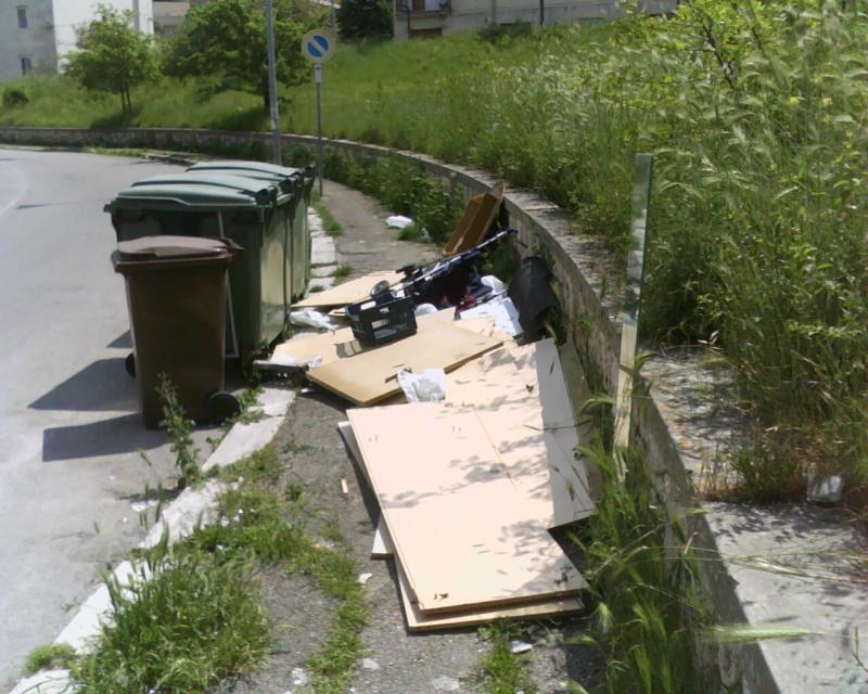 In arrivo a Matera i rifiuti di Potenza. Dal primo luglio
