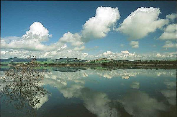 La diga di San Giuliano