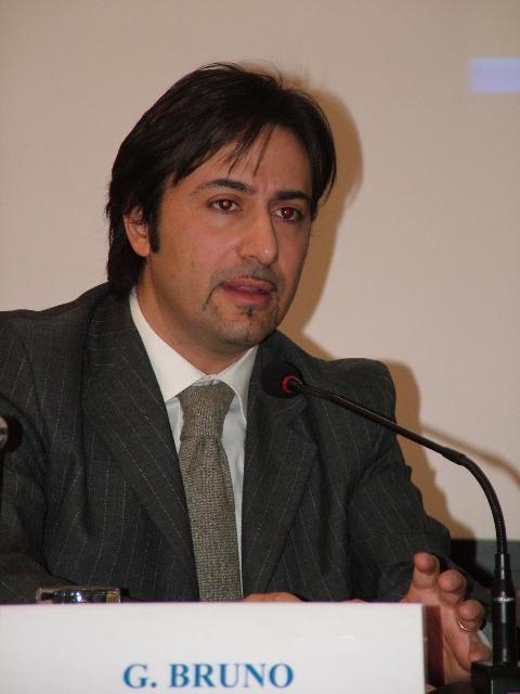 Giuseppe Bruno Presidente di Regionale di Federsolidarietà/Confcooperative
