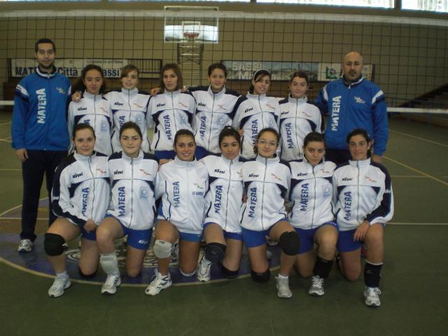 La Time Volley vince la finale provinciale U16 femminile