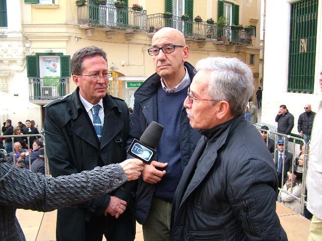 Angelo Tosto, Salvatore Adduce, Saverio Acito