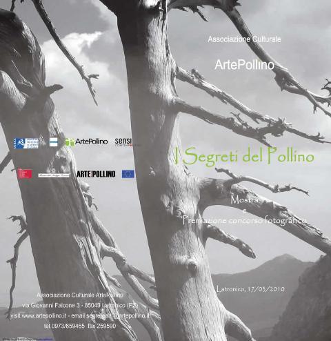 """Mostra e Premiazione del concorso fotografico """"I Segreti del Pollino"""""""