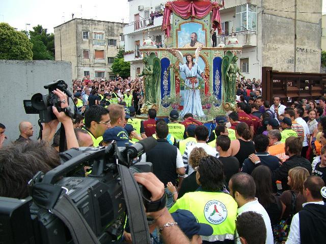 Niente diretta televisiva per la Festa della Bruna