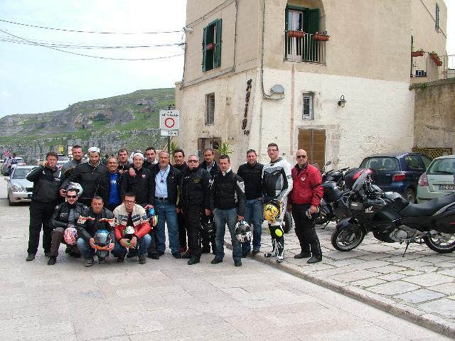 Quaranta equipaggi per il motogiro Sassata