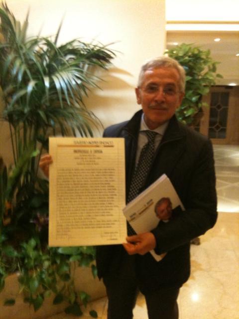Ecco il testo integrale del protocollo firmato da Berlusconi