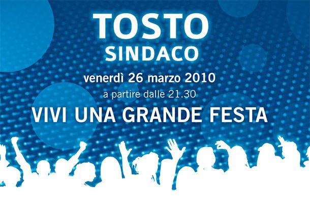 AUDIO 2, GIANNI CIARDO E DJ DI VENERE PER CHIUDERE LA CAMPAGNA DI TOSTO