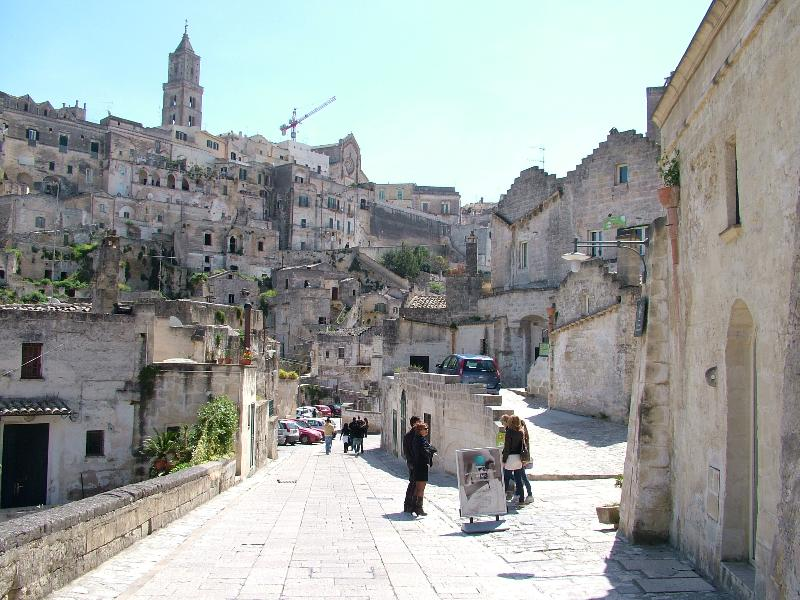 Sassi di Matera (foto martemix)