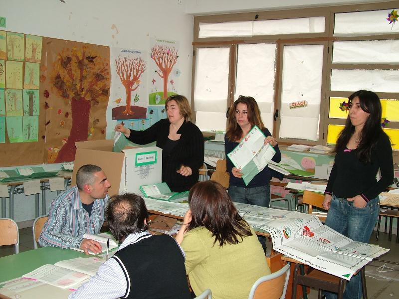 I consiglieri eletti alla Regione nella provincia di Matera