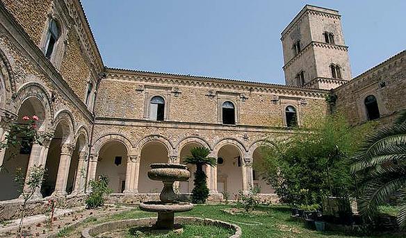 Abbazia S. Michele Arcangelo di Montescaglioso