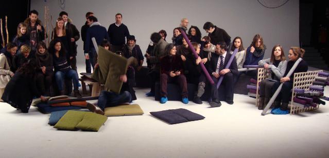 Alcuni designer del mim (foto martemix)